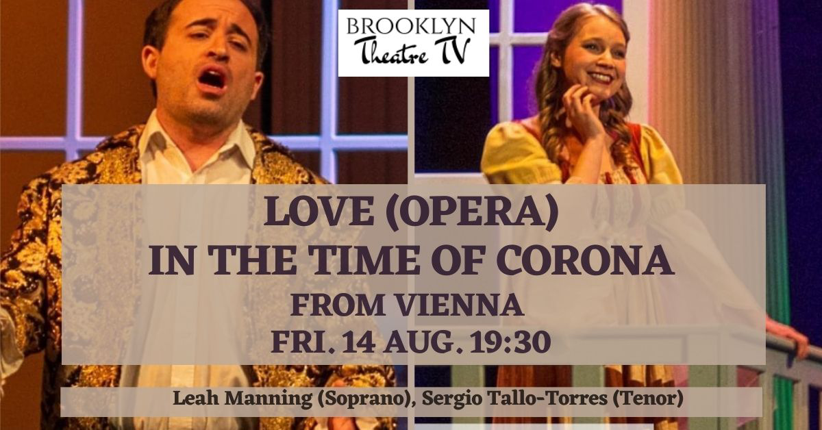 Love(Opera)  in the time of Corona from Vienna  Thumbnail