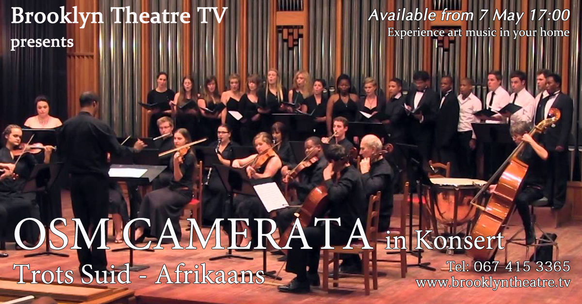 OSM CAMERATA IN CONCERT  Proudly South African Thumbnail